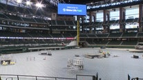 First events at Globe Life Field will continue as planned, organizers say