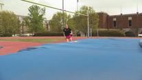 Coronavirus pandemic threatens UNT high jumper's Olympic dream