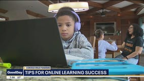 Tips for online learning success