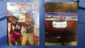 Amber Alert cancelled after Farmers Branch kids abducted in stolen vehicle found safe