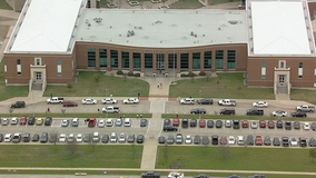 One student arrested after gun fired at North Forney High School