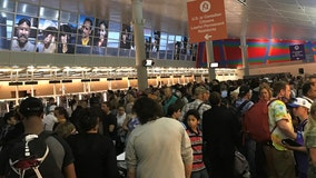 Travelers report long lines at US Customs after returning to DFW Airport
