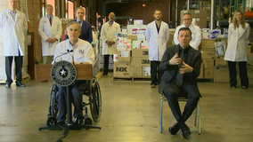 Gov. Greg Abbott says more medical supplies headed to Texas hospitals