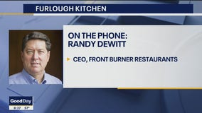 Non-profit providing meals for furloughed restaurant workers