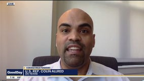 U.S. Rep. Colin Allred looks at pros and cons of economic relief bill