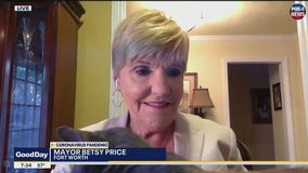 Mayor Betsy Price explains Tarrant County's stay-at-home order