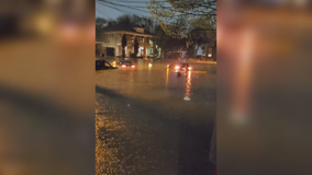 Heavy overnight rain leads to flash flooding in North Texas