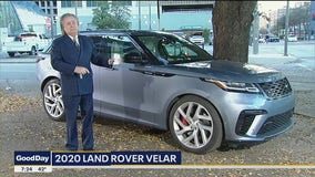 Ed Wallace: Land Rover Velar