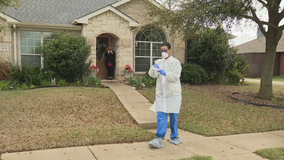 North Texas company now offering in-home testing for COVID-19