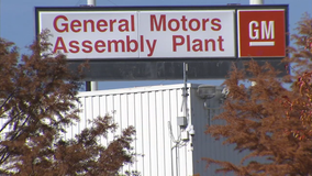 Arlington General Motors plant to briefly resume production