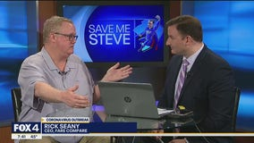 Save Me Steve: Should you change your travel plans because of coronavirus
