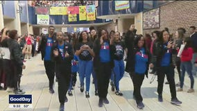 Duncanville gives Pantherettes a big sendoff before state tournament