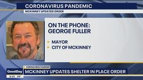 McKinney mayor explains new shelter-in-place order
