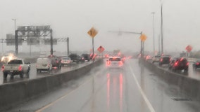 Wet Wednesday: Rain dampens morning commute