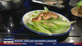 The Rustic Salmon Caesar