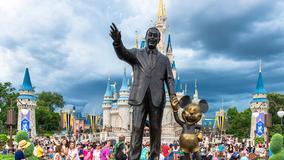 Walt Disney World Resort in Florida suspending operations beginning Monday through end of month