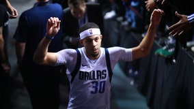 Dallas Mavericks pregame 'High-Five Tunnel' with fans halted due to coronavirus fears
