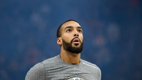 Viral video shows Utah Jazz's Rudy Gobert touching interview mics before testing positive for COVID-19