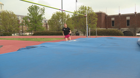 Coronavirus pandemic threatens UNT high jumper's Olympic dream