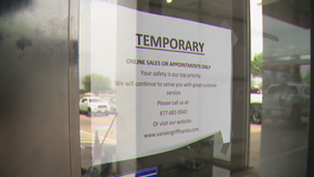 North Texas car dealerships changing the way they do business during coronavirus pandemic