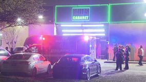 Woman injured by gunfire inside Dallas Cabaret South