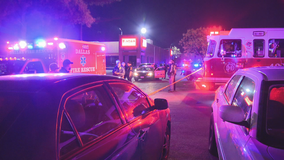 1 dead, 1 injured after shooting outside Dallas club