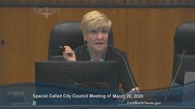 Fort Worth extends its public health emergency declaration until April 7