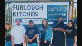 Furlough Kitchen providing meals to furloughed hospitality workers