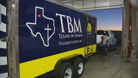 Texas Baptist Men head to Tennessee to help tornado victims