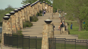 Dallas warns it could close all parks, trails if people don't practice social distancing