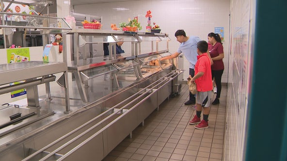 Hometown Hero: Dallas ISD grab-and-go meals