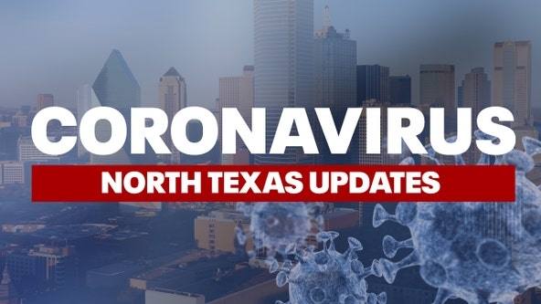 Dallas County reports one death, 61 new COVID-19 coronavirus cases on Monday