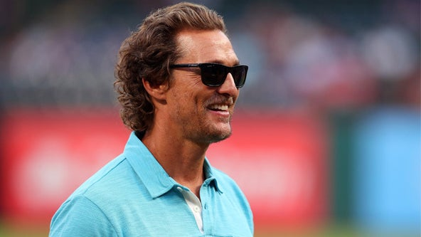 Matthew McConaughey urges fans to stay inside: 'We are at war with a virus'