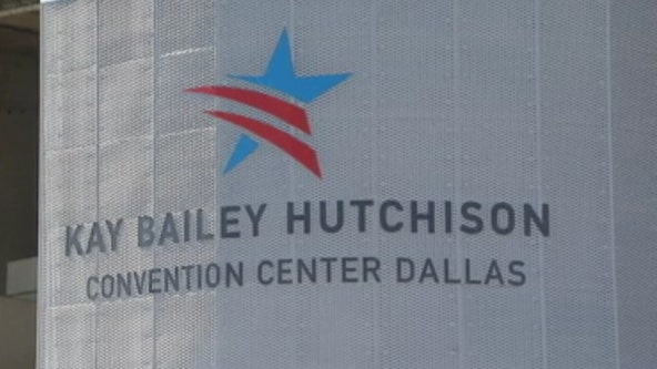 Kay Bailey Hutchison Convention Center will be set up as temporary healthcare facility if needed