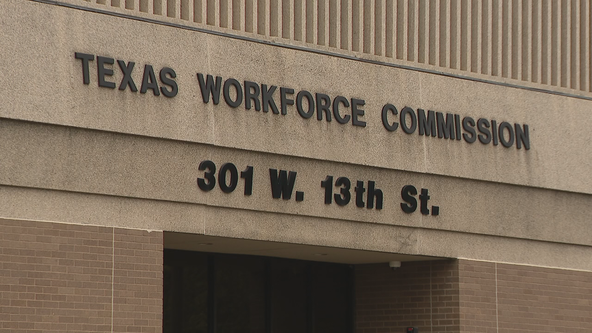 Texas Workforce Commission tries to work through backlog of unemployment claims