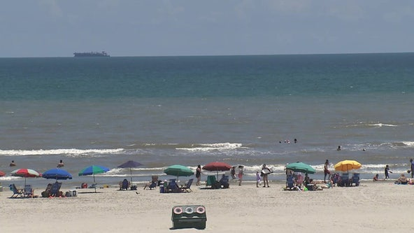 Galveston closes beaches due to COVID-19