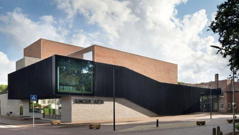 The Singer Laren museum in Laren