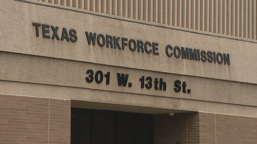 Texas Workforce Commission asks people to stagger unemployment calls