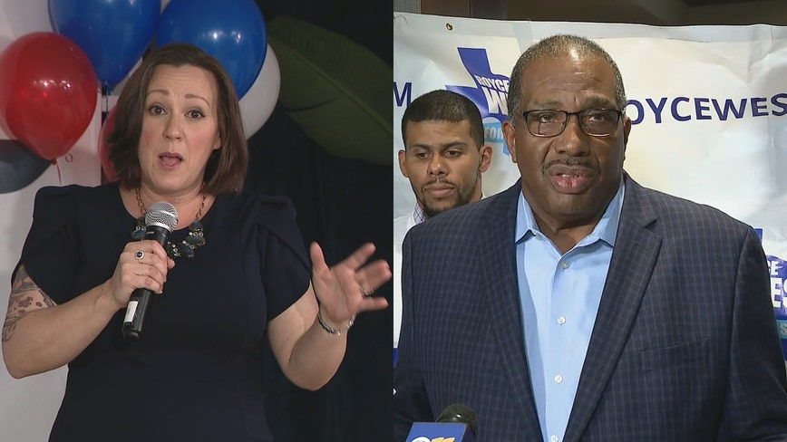 MJ Hegar wins Democratic Senate runoff, will take on U.S. Sen. John Cornyn
