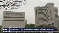 Dr. Huang: Dallas peak will be end of April, early May