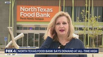 North Texas Food Bank goes mobile to meet high demand