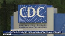 CDC considers easing self-isolating guidelines