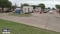 National Guard helping to distribute food in North Texas