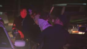 Missing Dallas girls found safe inside stolen car