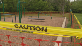 Arlington closes public playgrounds and workout stations