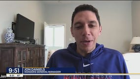 Jon Daniels: It's kind of like Groundhog Day