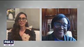 Free4All: Mavs CEO Cynthia Marshall talks about team efforts during Covid-19