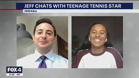 Free4All: Carrollton's Savannah Broadus talks Wimbledon cancellation