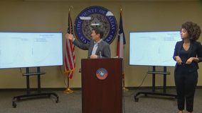 Health officials: Dallas County coronavirus peak could be late April if social distancing continues