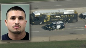 Garland Police: DART hijacking suspect wanted to kill officers